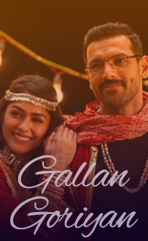 Gallan Goriyan Song Lyrics - Batla House